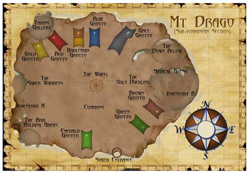 Mt. Drago Floorplan